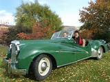 Alvis Tb 21 Roadster Photos