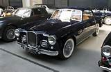 Alvis Tc108g Graber Super Coupe 1955 1958