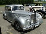 Alvis Grey Lady Tc 21 100 1953 1955