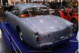 Alvis Tc21 100 Graber Coupe 1953 1955