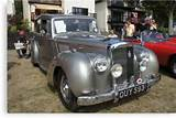 1955 Alvis Tc21 Grey Lady Vintage Car By Santoshputhran