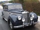 You Are Here Classic Cars Sold Alvis 1954 Alvis Tc 21 100 Grey Lady