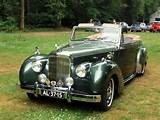 Description 1953 Alvis Ta 21 Dhc Pic 004