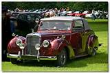 Alvis Tc21 Dhc Front Alvis Tc21 Dhc In 1950 The Ta14 Was Superseded