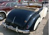 Description Alvis Ta21 Bj 1953 3000 Ccm 6 Zylinder 80 Ps 140 Vmax Heck