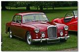 Alvis Td 21 Saloon Mechanically Similar To The Tc21 100 Alvis Gave