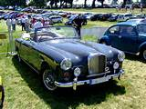 Alvis Cars Production 1958 1963 1070 Produced 1 Predecessor Alvis