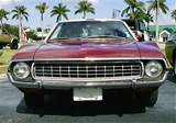 Description 1972 Amc Javelin Sst Burgundy Flft