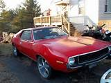 1972 Amc Javelin Sst For Sale In Salem Va General Imports Of Salem