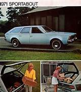 1971 Amc Hor Sportabout Station Wagon