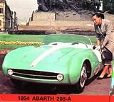Abarth 2200 Allemano Coupe 1959 1964 Abarth 2400 Allemano Coupe