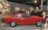 But This One Is From 1965 And Its The Simca Abarth Coupe Again