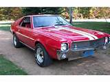 Thumbnail For Full Size Image See More Listings For A 1968 Amc Amx