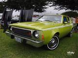 Amc Gremlin X Pictures About Pic