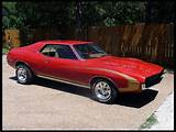 1972 Amc Javelin Sst 304 150 Hp Automatic Presented As Lot W237 At