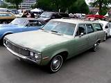 Amc Matador Station Wagon 1972 73 1
