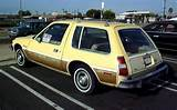Amc Pacer Wagon 1978 Station Wagon
