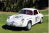 Abarth 750 Started In 1956 And Finished In 1965 Although Abarth