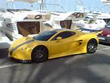 The Ascari A10 Is A Car Produced By The British Pany Ascari Cars It