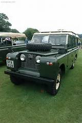 1961 Land Rover 109 2a Additional Photographs Of The 1961 Land Rover