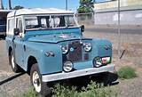1961 Land Rover Series Ii Overview