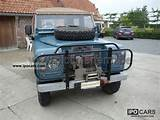 1961 Land Rover Rhd Series 2a V8 Cabrio Roadster Used Vehicle Photo