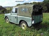1961 Land Rover 88 Soft Top Off Road Vehicle Pickup Truck Classic