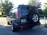 2002 Land Rover Discovery Series Ii 4 Dr Sd Awd Suv Trim Overview