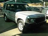 2002 Land Rover Discovery Series Ii 4 Dr Sd Awd Suv Picture Used 2002