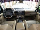 Of 2002 Land Rover Discovery Series Ii 4 Dr Se Awd Suv Interior