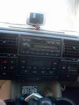 Picture Of 1999 Land Rover Discovery 4 Dr Series Ii Awd Suv Interior