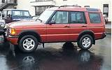 Picture Of 1999 Land Rover Discovery 4 Dr Sd Awd Suv Exterior