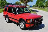 Picture Of 1999 Land Rover Discovery 4 Dr Series Ii Awd Suv Exterior