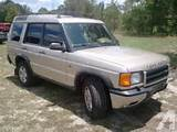 1999 Land Rover Discovery Suv 3rd Row For Sale In Brooksville Florida