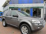 Used Land Rover Freelander 2010 Grey Paint Diesel 2 2 Td4 E 4x4 For