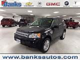 Used 2011 Land Rover Lr2 Awd Hse Suv 35710 Miles