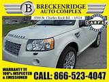 2009 Land Rover Lr2 Hse Awd 4dr Suv Overland Mo