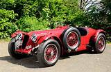 Aston Martin 2 Litre Speed By