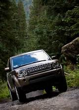 2011 Land Rover Lr4 Front View Off Roading