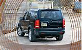 2006 Land Rover Lr3 Hse Rear View