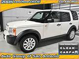 2005 Land Rover Lr3 Se In San Antonio Texas