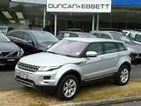 Photo For The 2012 Land Rover Range Rover Evoque Dynamic 63095744