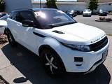 2012 Land Rover Range Rover Evoque Coupe Dynamic Suv