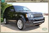 2013 Land Rover Range Rover Sport Hse Lux In Dallas Texas