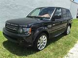 2013 Land Rover Range Rover Sport Hse Lux 4x4 4dr Suv