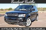 2013 Land Rover Range Rover Sport 4x4 Hse Lux 4dr Suv Scottsdale