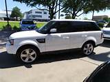 Used 2013 Land Rover Range Rover Sport Hse Lux Suv Houston