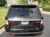 2013 Range Rover Sport Land Rover Supercharged Le Range Rover Sport