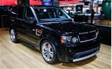 Range Rover Is Land Rover S Most Prestigious Offering A Luxury Sport