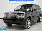 2007 Land Rover Range Rover Sport Hse Mississauga Ontario Used Car